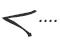 flèche gauche de défilement du slider